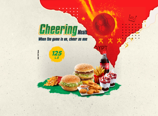 9046c76cf Home | McDonald's Egypt