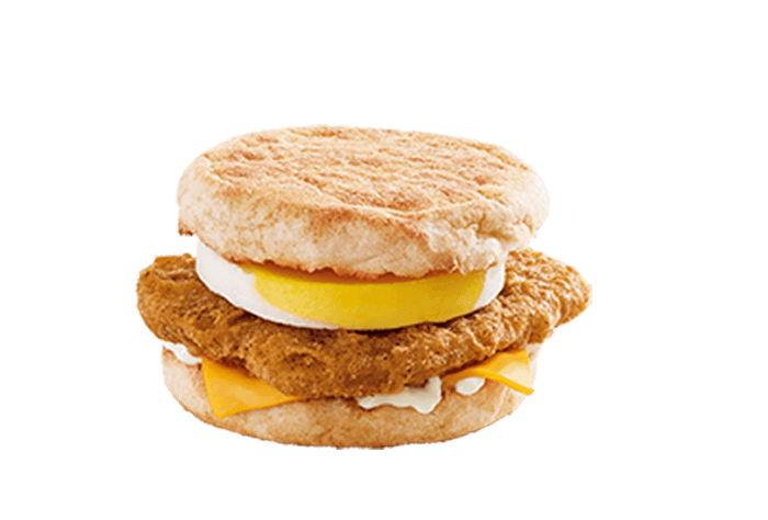 Chicken McMuffin® with Egg