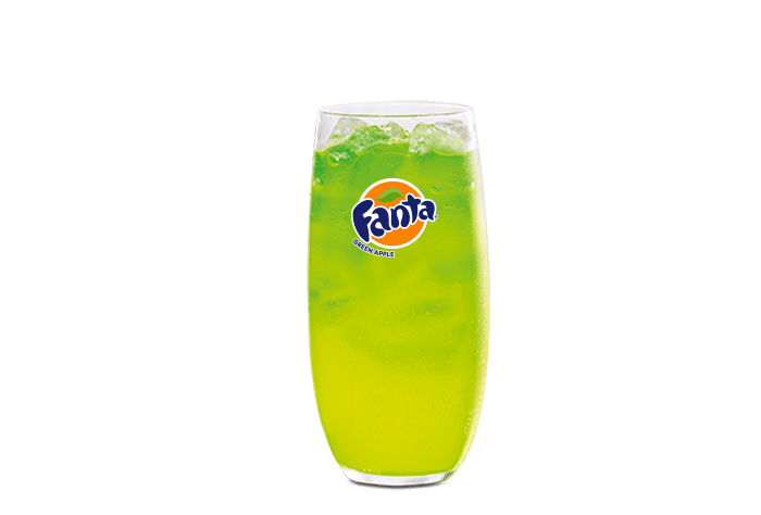 Fanta Green Apple