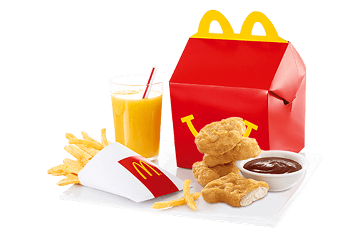 Happy Meal® McNuggets® 4 Pieces