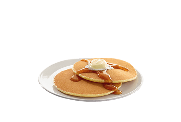 Hotcakes 2 Pieces