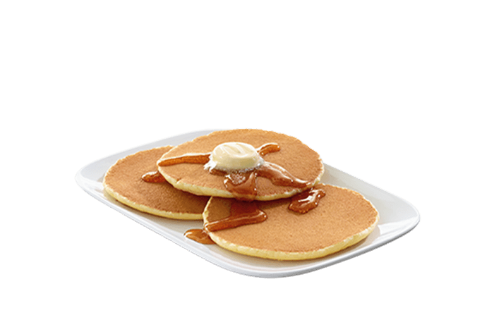 Hotcakes 3 Pieces