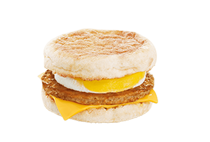 Sausage Egg McMuffin®