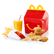 Happy Meal® McNuggets® 6 Pieces