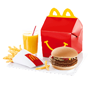 Happy Meal® Beefburger