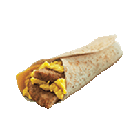 Sausage & Egg Wrap
