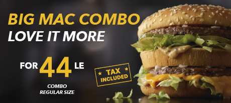 Love your Big Mac Combo Even More at a New Price